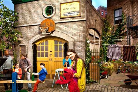 Badmöbel Set New York by Sutton Foster S Road To Sesame Wsj