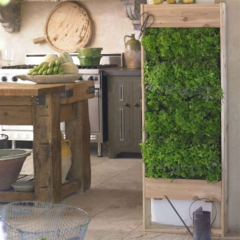 ikea kitchen knives living wall planter large vertical garden the green