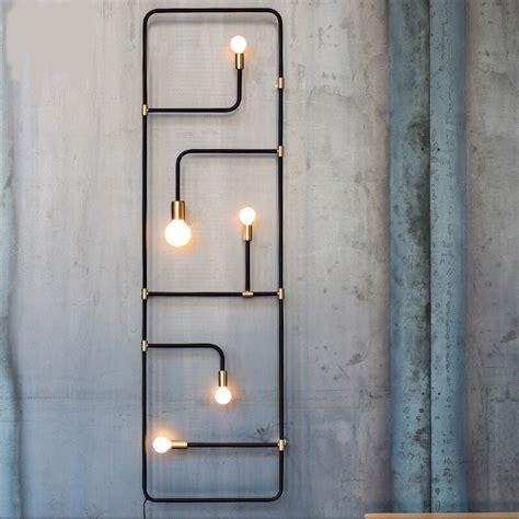 restaurant bar l creative minimalist modern italian style loft lights wall ls in wall
