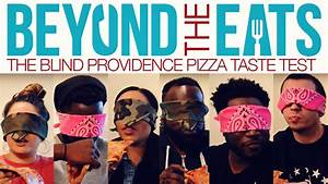 Providence Pizza: The Blind Taste Test - Beyond The Eats