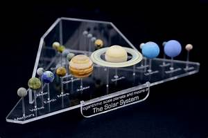 Guide to a small logarithmic-scale Solar System ...