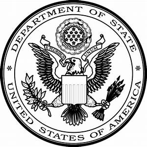 The gallery for --> Department Of State Logo Vector