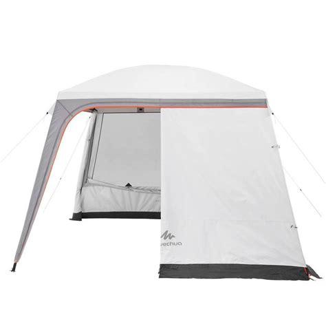 toile de tente decathlon cing shelter with doors 3mx3m fresh decathlon