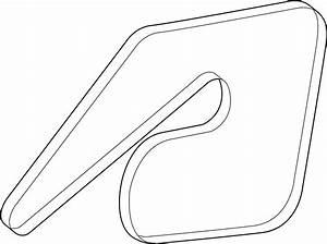 Dodge Challenger Serpentine Belt Diagram