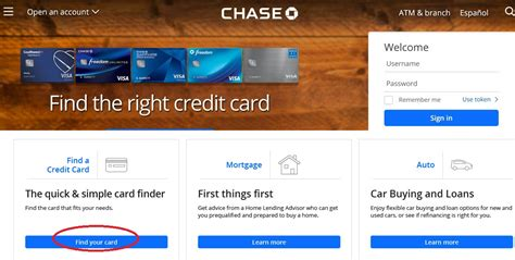 Apply today and start earning rewards and cash back. Chase Credit Card Online Application : United States of America - Trackstatus