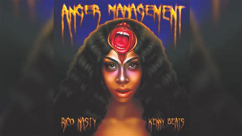 rico nasty kenny beats anger management album review