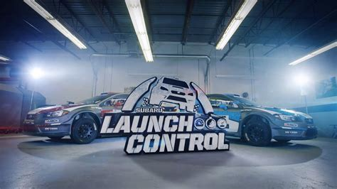 subaru launch control season  begins july  youtube