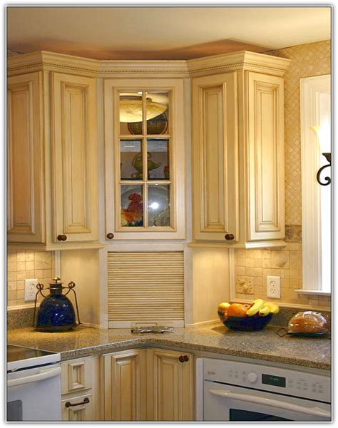 small corner cabinet for kitchen outside corner kitchen cabinets home design ideas 8003