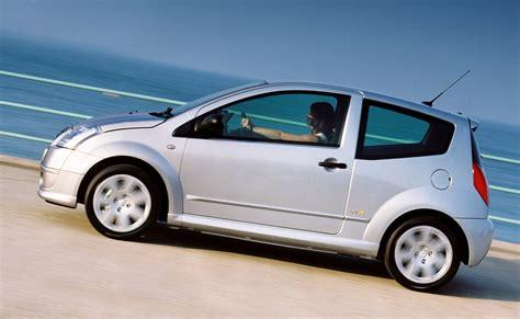 Citroën C2 Hatchback Review (2003
