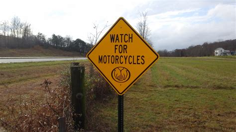 allstate installs   motorcycles sign  longtime