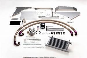New Oil Cooler Kit For Civic Type R