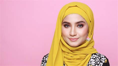 tutorial hijab pashmina simple tapi stylish cek yuk berbagi tips parenting hingga info