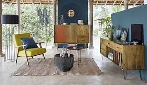 Meuble Chaussure Maison Du Monde : 40 meubles pour ranger des vinyles ~ Teatrodelosmanantiales.com Idées de Décoration