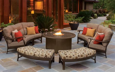 tropitone furniture rocky mountain patio