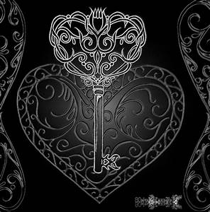key to my gothic heart by redLillith on DeviantArt