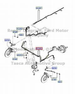 Ford Ranger Brake System Diagram