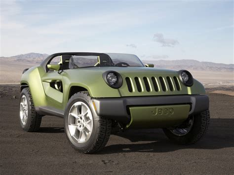 Mobil Jeep Renegade by Gambar Mobil Jeep Renegade Concept 2008