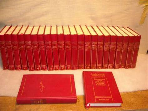 dictionnaire de cuisine larousse vends encyclopédie larousse 22 volumes à annemasse livres