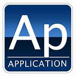 Application Icons Icon Form Employment Access Ms