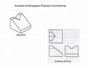 Simple Mechanical Drawings
