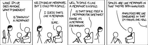 xkcd analogies