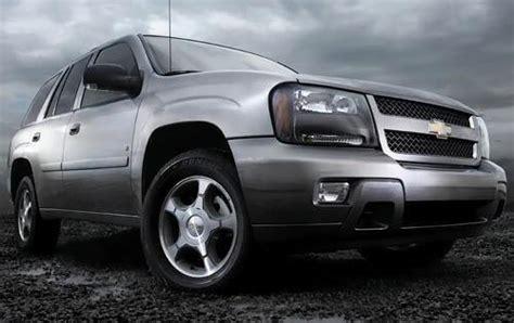 Maintenance Schedule For 2008 Chevrolet Trailblazer