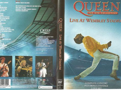 Queen- Live At Wembley Stadium 12-07-1986 Saturday