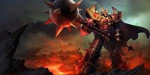 Dragon Knight Mordekaiser LoL Wallpapers
