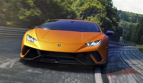 This Lamborghini Is The Fastest Production Car Ever To Lap