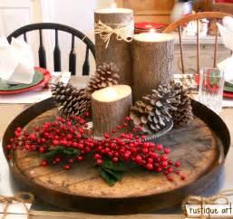 rustic christmas decorations modernmagazin