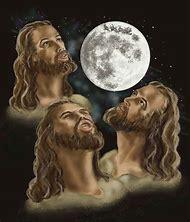 Three Jesus Moon