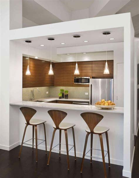 13 modern designs for the kitchen bar