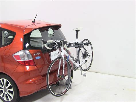 """Bnb supporter mounted on the 2015 honda honda jazz 29er moutain bike inside it fits. Honda Fit Prorack 2 Bike Rack for 1-1/4"""" and 2"""" Hitches ..."""
