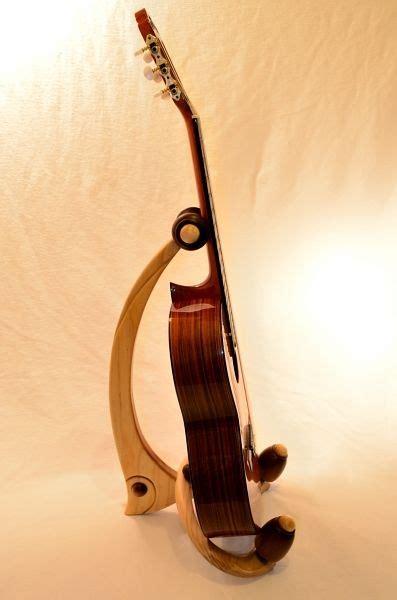 handmade wooden guitar stands uk images
