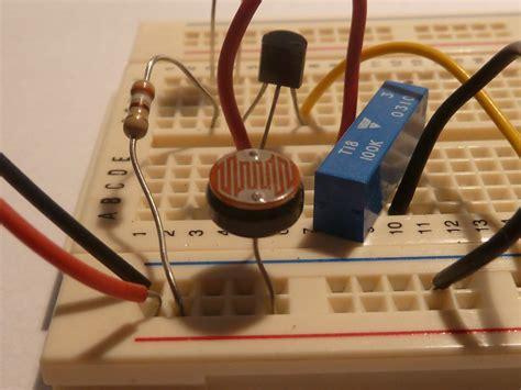 ldr circuit diagram build electronic circuits