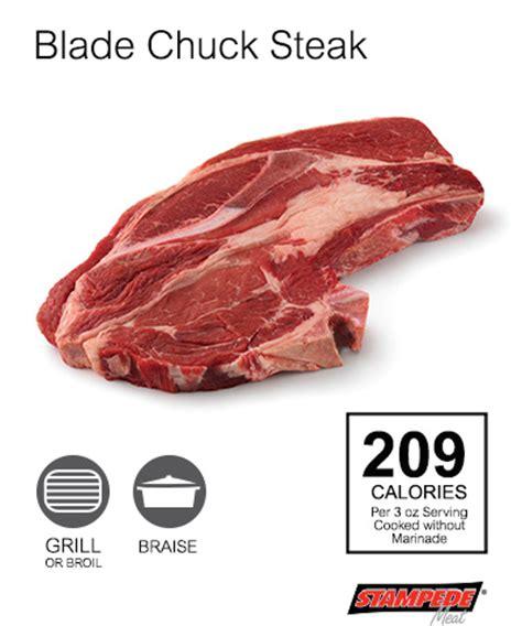 what is blade steak what is chuck blade steak