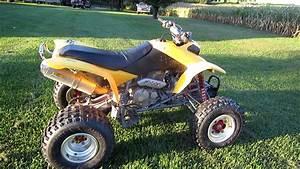 My 2001 Honda 400ex