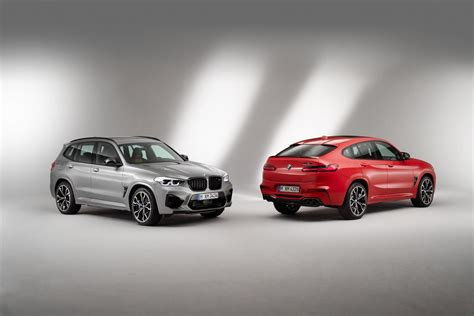 Bmw Ute 2020 by 2020 Bmw X3 M And X4 M Unveiled Brings More Than 500
