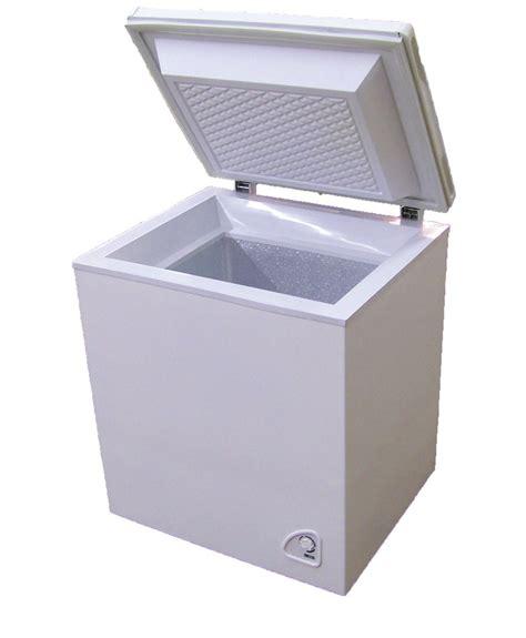small chest freezer sundanzer 50 liter battery powered refrigerator or freezer