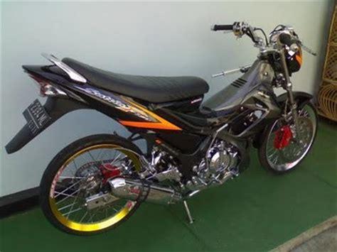 Variasi Motor Satria Fu Terbaru by Motor Motor Variasi Satria Fu