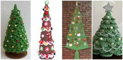 creative christmas tree ideas  small spaces