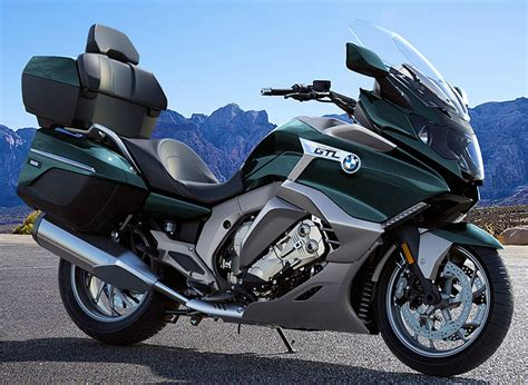 Bmw K 1600 Gtl 2019  Fiche Moto Motoplanete