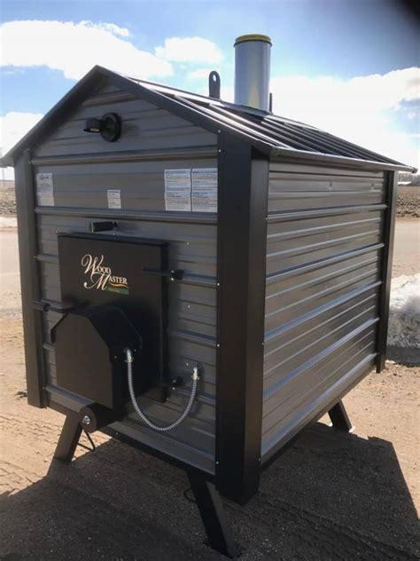 woodmaster  outdoor wood boiler