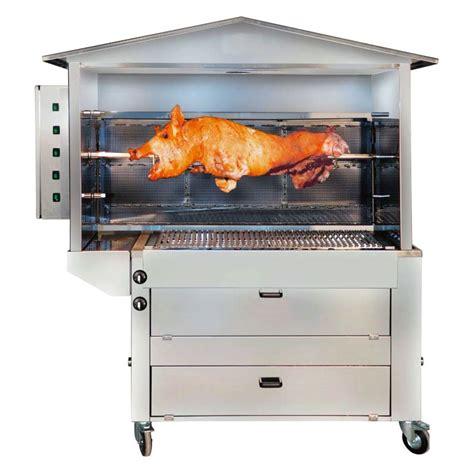 tourne broche barbecue gaz station barbecue gaz et tournebroche bois st2
