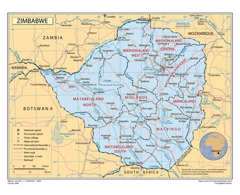 maps  zimbabwe collection  maps  zimbabwe africa