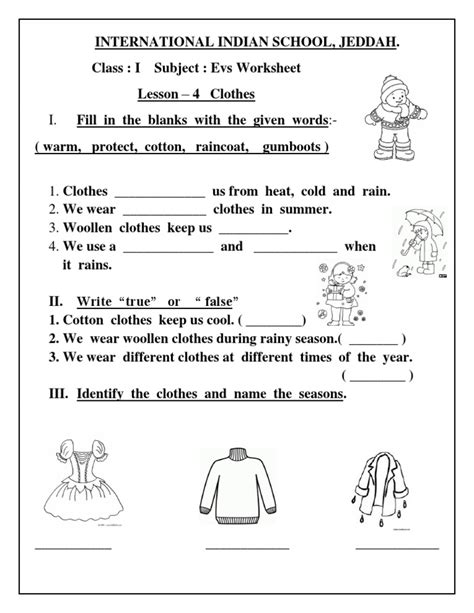 evs worksheets for grade 2 cbse breadandhearth