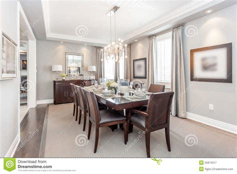dining room stock photo image