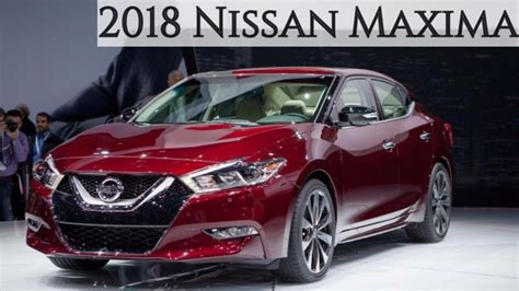 Maxima 2016 Horsepower by 2018 Nissan Maxima Specs New Interior And Exterior Review