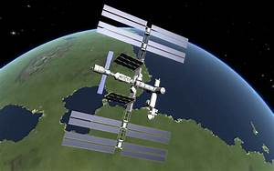 Kerbal Space Program ISS - Pics about space