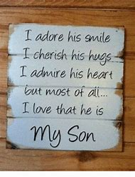 Beaufiful My Son Quotes Images Gallery Pin By The Momtastic On
